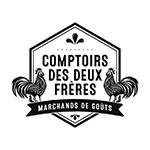 Logo Footer Comptoir des Deux Frères